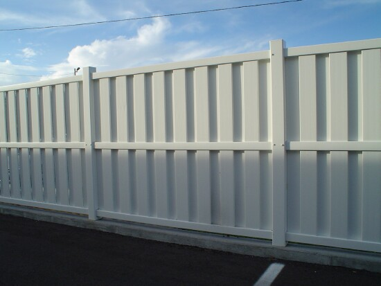 Suncoast Construction Amp Development Llc Vinyl Fence